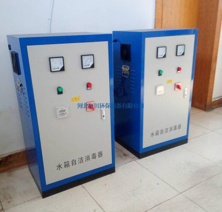 石家庄外置式水箱自洁消毒器