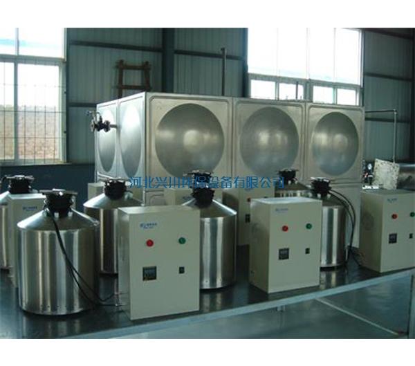YJ-ZX-II水箱自洁消毒器
