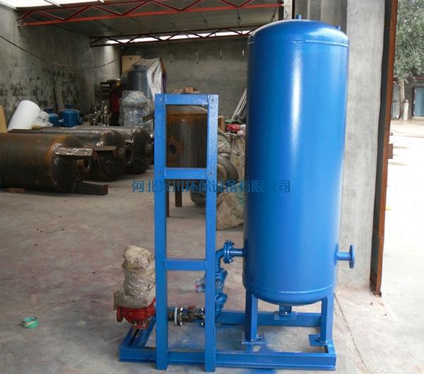 真空排气定压补水装置
