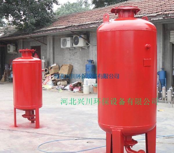 热泵隔膜式气压罐