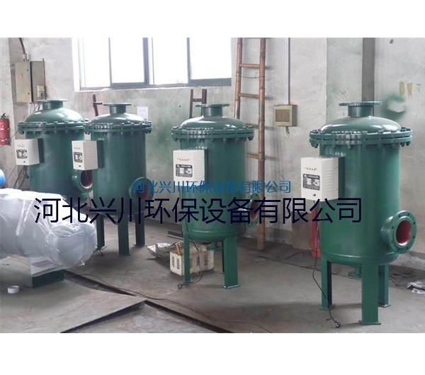 超滤型全程水处理器