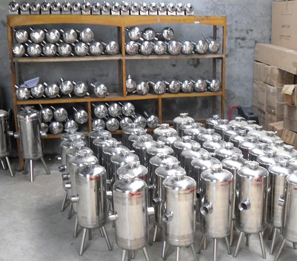 硅磷晶过滤器