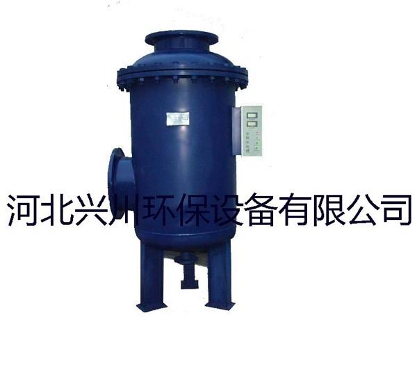锅炉全程综合水处理器
