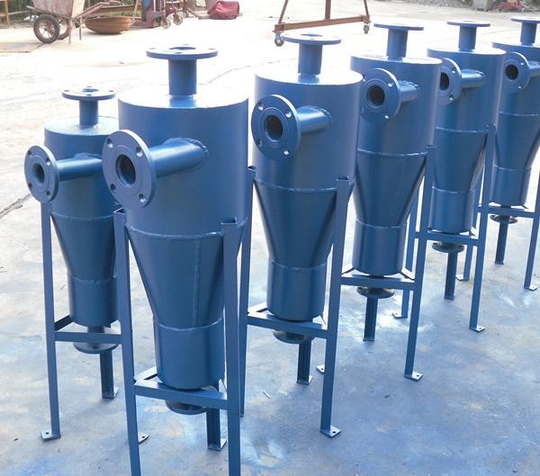 热泵专用除砂器